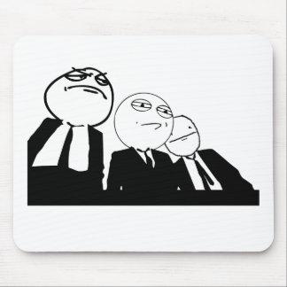 meme gang mouse pad