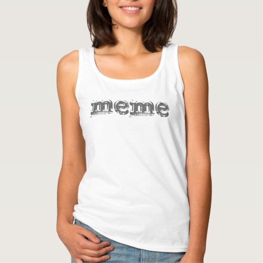 """meme"" Women's Tank Top"
