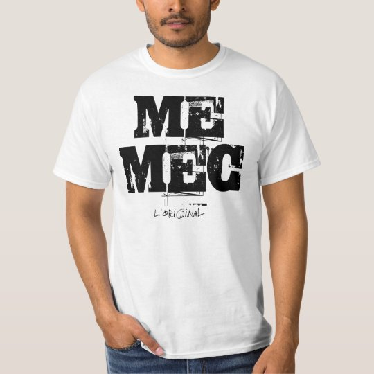 MEMEC, the original T-Shirt