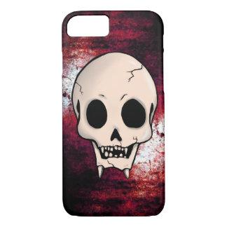 Memento Mori Demon Skull iPhone 7 Case