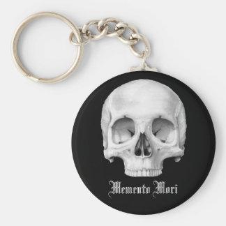 Memento mori Keychain