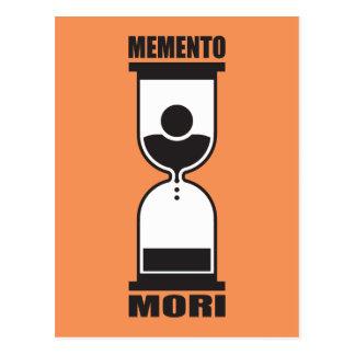 Memento Mori Postcard