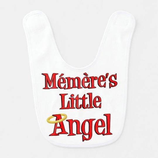 Memere's Little Angel baby bib