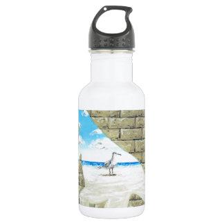 Memetic Process 2- Custom Print! 532 Ml Water Bottle