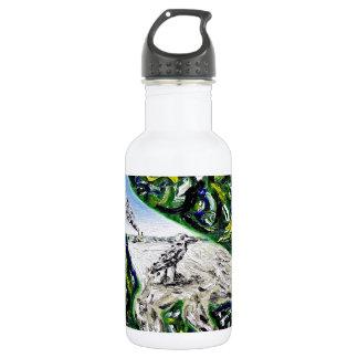 Memetic Process - Custom Print! 532 Ml Water Bottle