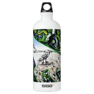 Memetic Process - Custom Print! SIGG Traveller 1.0L Water Bottle