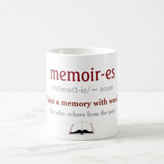 Memoirs, Memories - echoes from the past Coffee Mug