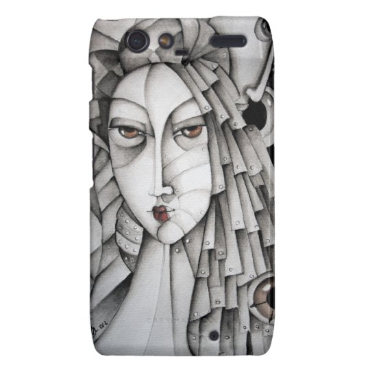 Memoirs of a Geisha Motorola Droid RAZR Art Case