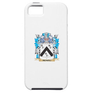 Memoli Coat of Arms - Family Crest iPhone 5 Covers