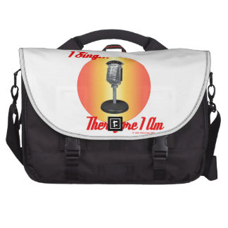 Memorabilia from the 2007 Ohio Valley Idol Laptop Shoulder Bag
