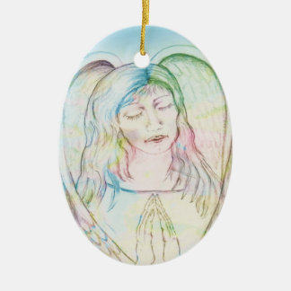 Memorial Angel Christmas Ornament