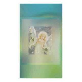 Memorial Card | Guardian Angel Pack Of Standard Business Cards