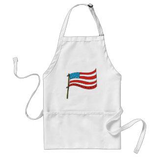 Memorial Day Adult Apron