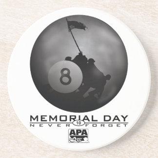 Memorial Day Coaster