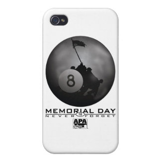 Memorial Day Cover For iPhone 4