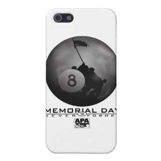 Memorial Day Cover For iPhone 5/5S