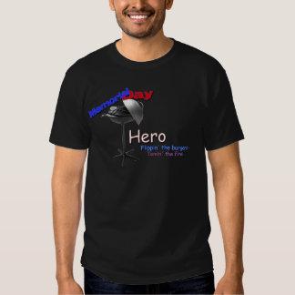 Memorial Day Hero T Shirt