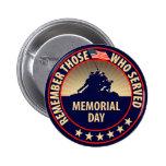Memorial Day Pin