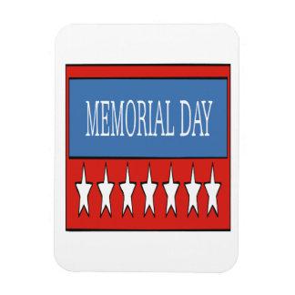 Memorial Day Rectangular Magnets