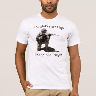 Memorial Day: Remember with Pride T-Shirt