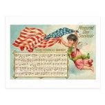 Memorial Day Souvenir Postcard