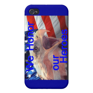 Memorial Day Speck Case iPhone 4 Covers