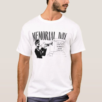 Memorial Day Tomb of the Unknown T-Shirt