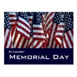 Memorial Day - we remember