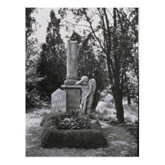 Memorial to Wolfgang Amadeus Mozart Postcard
