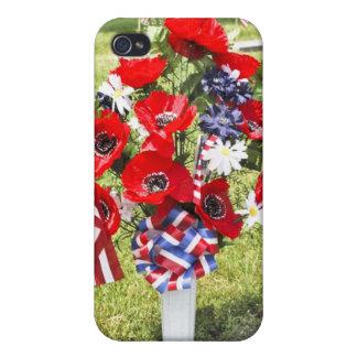 Memorial / Veterans Day Tribute Case For iPhone 4