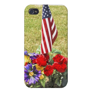 Memorial / Veterans Day Tribute iPhone 4 Cases