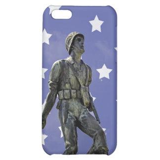 Memorial / Veterans Day Tribute iPhone 5C Cover