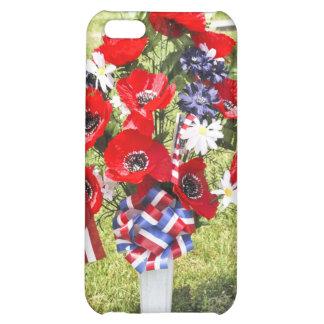 Memorial / Veterans Day Tribute Cover For iPhone 5C