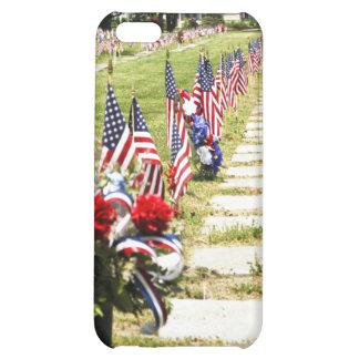 Memorial / Veterans Day Tribute iPhone 5C Covers