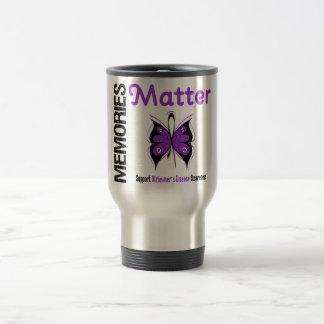 Memories Matter Alzheimer's Disease Mugs