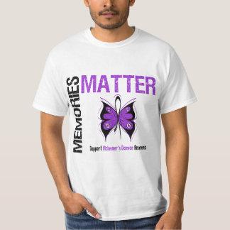 Memories Matters v2 Alzheimer's Disease Tee Shirt