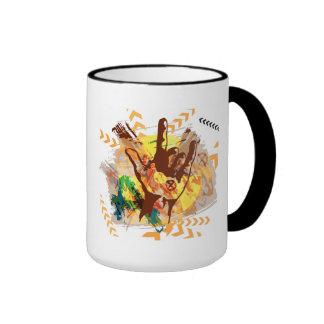 Memories Ringer Mug
