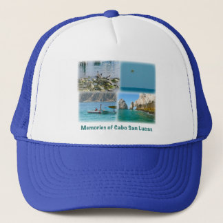 Memories of Cabo San Lucas Trucker Hat