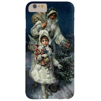 Memories of Christmas Barely There iPhone 6 Plus Case