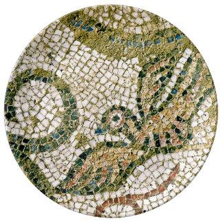 MEMORIES OF OHRID 1 PORCELAIN PLATE