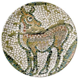MEMORIES OF OHRID 2 PORCELAIN PLATE