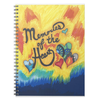 Memories of the Heart Notebook