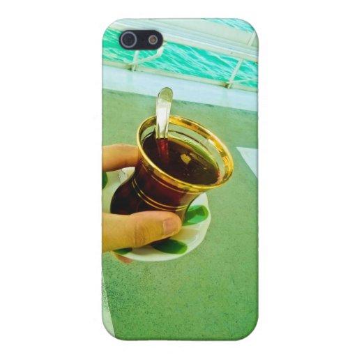 Memories of to Tea. iPhone 5/5S Cases