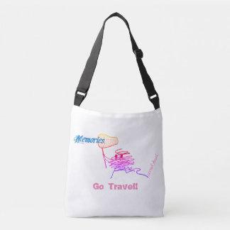 Memories - Unravel Travel Crossbody Bag