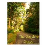 memory 1 125, The Garden State, Photography by ... Post Card