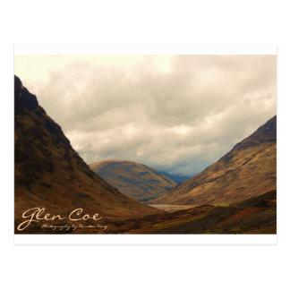 memory 2 200, Glen Coe, Photography by Kirsten ... Postcard