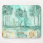 Memory,Abstract Landscape Trees Art Painting