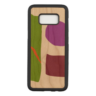 Memory Carved Samsung Galaxy S8 Case