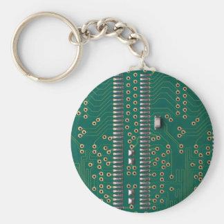 Memory chip key ring