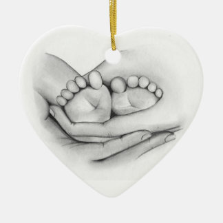 memory/keepsake ceramic ornament